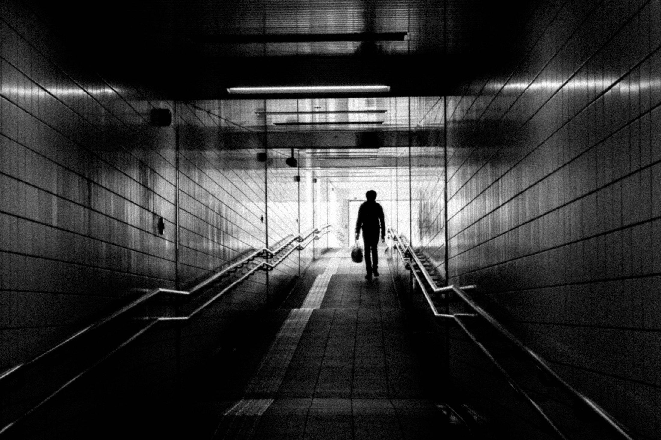 Street photowalk in Kashima Station