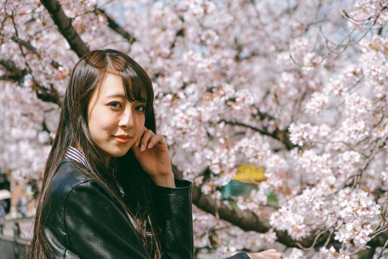 Mayu-chan Shoot In Spring For LOFN